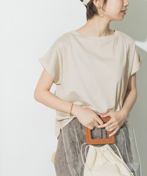 URBAN RESEARCH / アーバンリサーチ Tシャツ   ペルビアンコットンTシャツ   詳細19