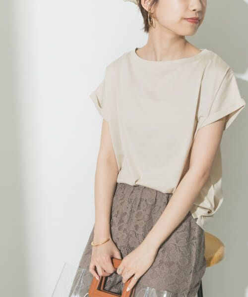 URBAN RESEARCH / アーバンリサーチ Tシャツ   ペルビアンコットンTシャツ   詳細21