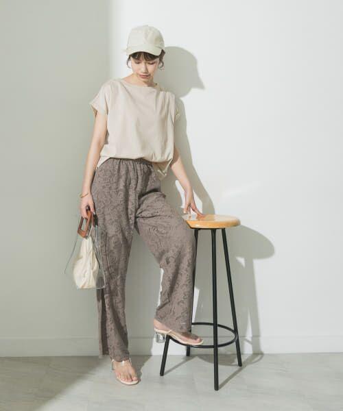 URBAN RESEARCH / アーバンリサーチ Tシャツ   ペルビアンコットンTシャツ   詳細22