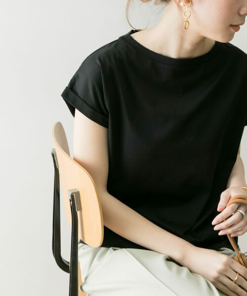 URBAN RESEARCH / アーバンリサーチ Tシャツ   ペルビアンコットンTシャツ   詳細23