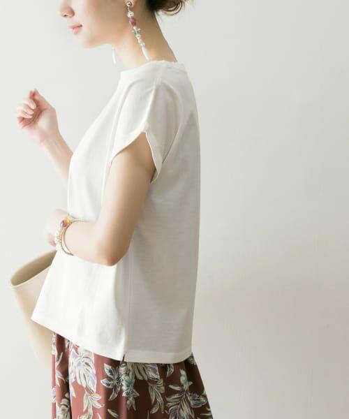 URBAN RESEARCH / アーバンリサーチ Tシャツ   ペルビアンコットンTシャツ   詳細25
