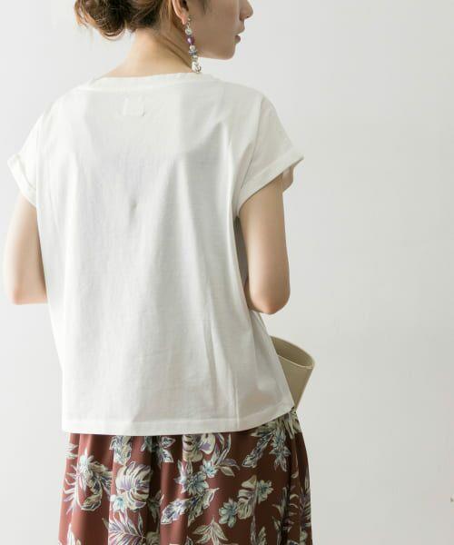 URBAN RESEARCH / アーバンリサーチ Tシャツ   ペルビアンコットンTシャツ   詳細26