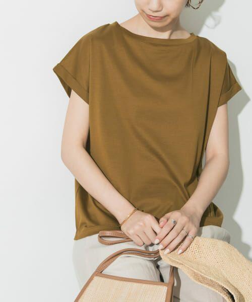 URBAN RESEARCH / アーバンリサーチ Tシャツ   ペルビアンコットンTシャツ   詳細4