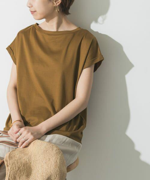 URBAN RESEARCH / アーバンリサーチ Tシャツ   ペルビアンコットンTシャツ   詳細5