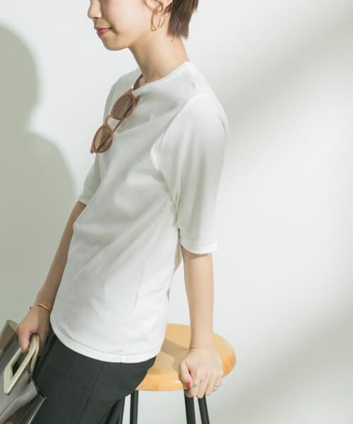 URBAN RESEARCH / アーバンリサーチ Tシャツ | フライスTシャツ | 詳細5