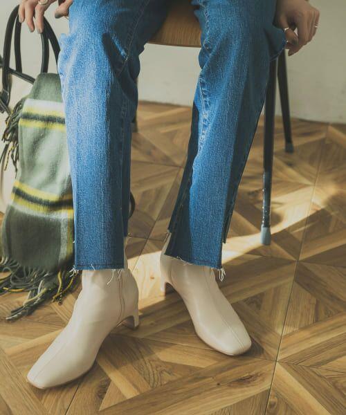 URBAN RESEARCH / アーバンリサーチ ブーツ(ショート丈) | ストレッチショートブーツ | 詳細11