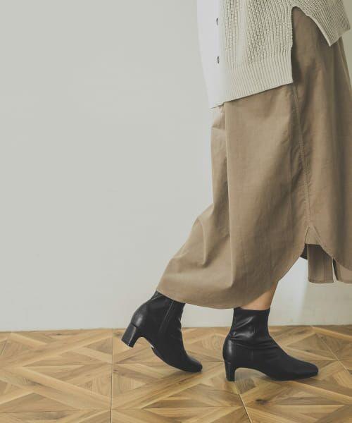 URBAN RESEARCH / アーバンリサーチ ブーツ(ショート丈) | ストレッチショートブーツ | 詳細2