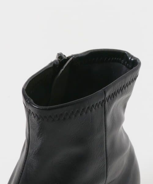 URBAN RESEARCH / アーバンリサーチ ブーツ(ショート丈) | ストレッチショートブーツ | 詳細20