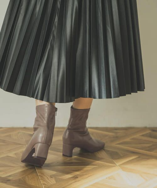 URBAN RESEARCH / アーバンリサーチ ブーツ(ショート丈) | ストレッチショートブーツ | 詳細5