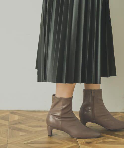 URBAN RESEARCH / アーバンリサーチ ブーツ(ショート丈) | ストレッチショートブーツ | 詳細6