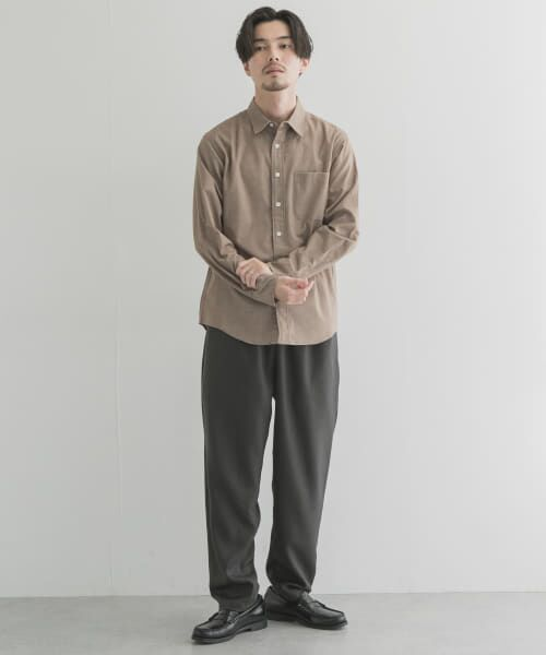 URBAN RESEARCH / アーバンリサーチ シャツ・ブラウス | シャギー起毛シャツ | 詳細2
