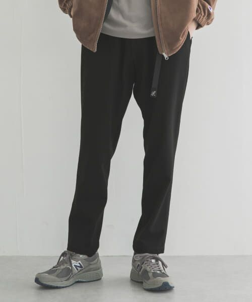 URBAN RESEARCH / アーバンリサーチ その他パンツ | 【別注】GRAMICCI×URBAN RESEARCH WASHABLE WOOLLY PANTS(BLACK)