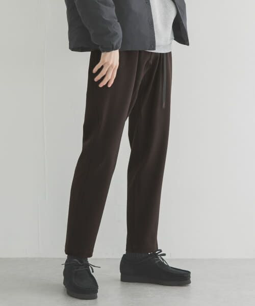 URBAN RESEARCH / アーバンリサーチ その他パンツ | 【別注】GRAMICCI×URBAN RESEARCH WASHABLE WOOLLY PANTS(D.BROWN)
