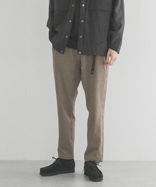 URBAN RESEARCH / アーバンリサーチ その他パンツ | 【別注】GRAMICCI×URBAN RESEARCH WASHABLE WOOLLY PANTS | 詳細3