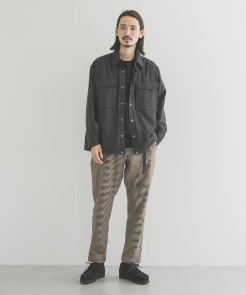 URBAN RESEARCH / アーバンリサーチ その他パンツ | 【別注】GRAMICCI×URBAN RESEARCH WASHABLE WOOLLY PANTS | 詳細4