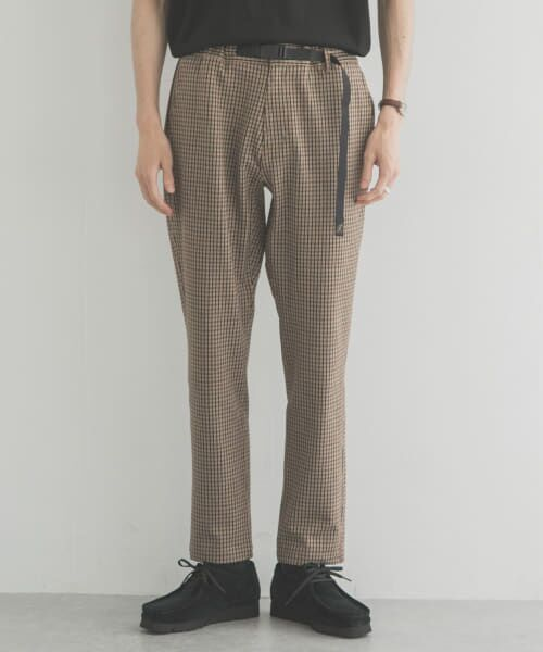 URBAN RESEARCH / アーバンリサーチ その他パンツ | 【別注】GRAMICCI×URBAN RESEARCH WASHABLE WOOLLY PANTS | 詳細8