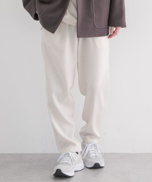 URBAN RESEARCH / アーバンリサーチ その他パンツ | WASHABLE WOOLLY CHEF PANTS | 詳細11