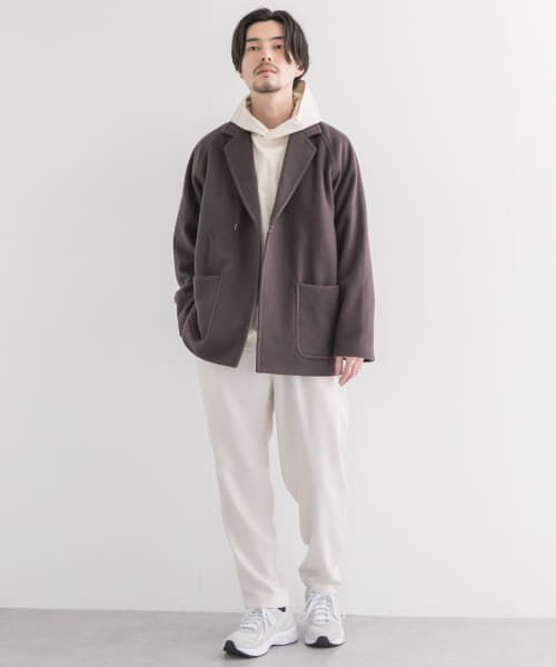 URBAN RESEARCH / アーバンリサーチ その他パンツ | WASHABLE WOOLLY CHEF PANTS | 詳細12