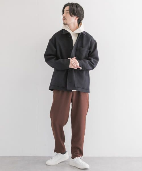 URBAN RESEARCH / アーバンリサーチ その他パンツ | WASHABLE WOOLLY CHEF PANTS | 詳細2