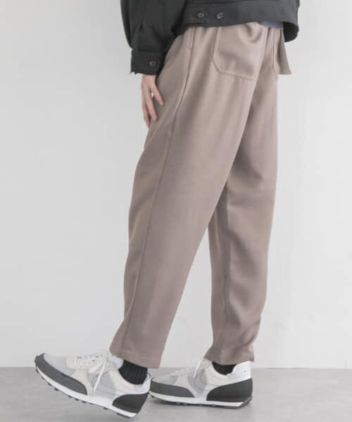 URBAN RESEARCH / アーバンリサーチ その他パンツ | WASHABLE WOOLLY CHEF PANTS | 詳細3