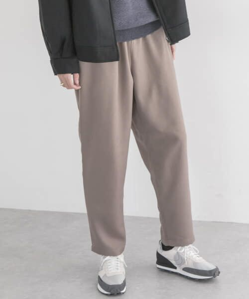URBAN RESEARCH / アーバンリサーチ その他パンツ | WASHABLE WOOLLY CHEF PANTS | 詳細4