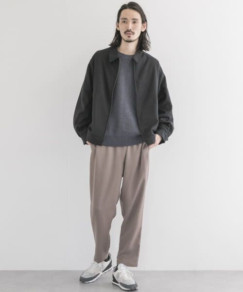 URBAN RESEARCH / アーバンリサーチ その他パンツ | WASHABLE WOOLLY CHEF PANTS | 詳細5