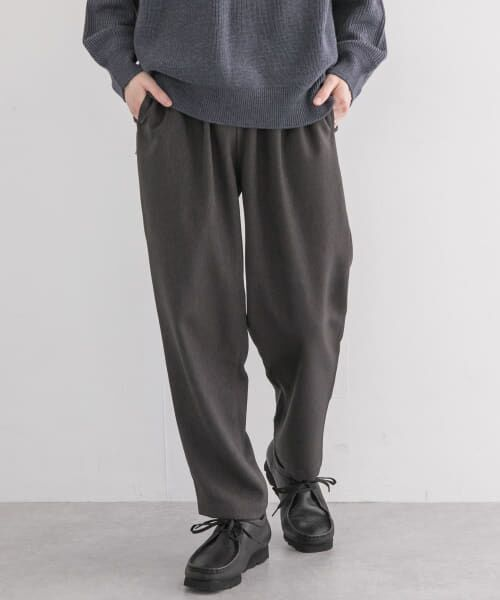URBAN RESEARCH / アーバンリサーチ その他パンツ | WASHABLE WOOLLY CHEF PANTS | 詳細6