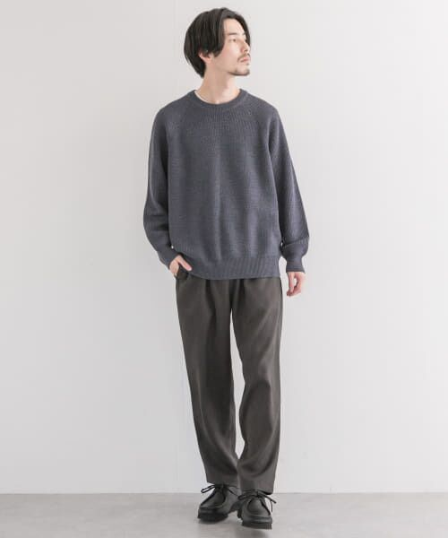 URBAN RESEARCH / アーバンリサーチ その他パンツ | WASHABLE WOOLLY CHEF PANTS | 詳細7