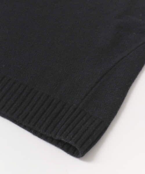 URBAN RESEARCH / アーバンリサーチ ニット・セーター | ラムウールショート丈ニット | 詳細25