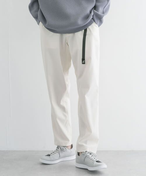 URBAN RESEARCH / アーバンリサーチ その他パンツ | 【別注】GRAMICCI×URABAN RESEARCH WEATHER STRETCH PANTS(IVORY)