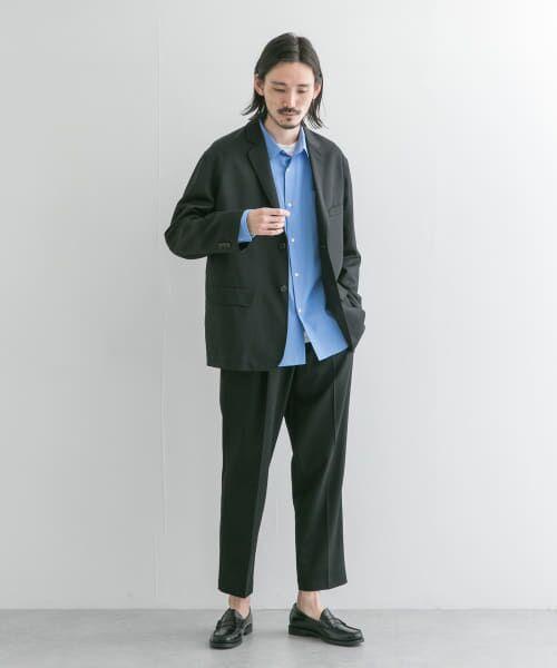 URBAN RESEARCH / アーバンリサーチ その他パンツ   WOOL STRETCH COMFORT PANTS   詳細1