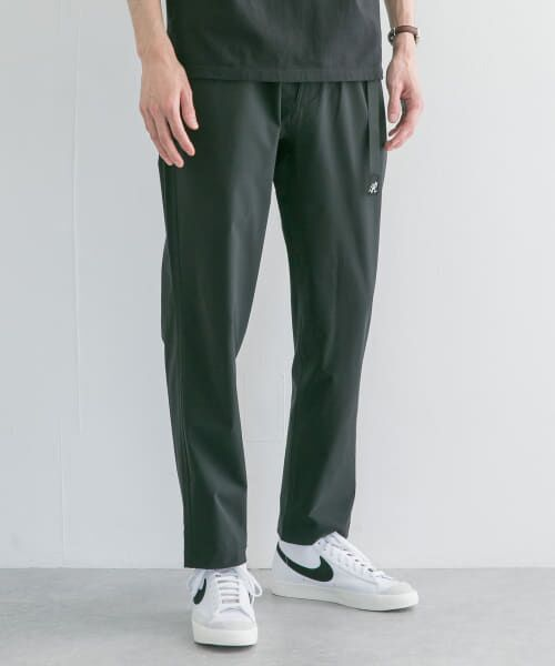 URBAN RESEARCH / アーバンリサーチ その他パンツ   【別注】 GRAMICCI×URBAN RESEARCH SOLOTEX STRETCH PANTS(BLACK)