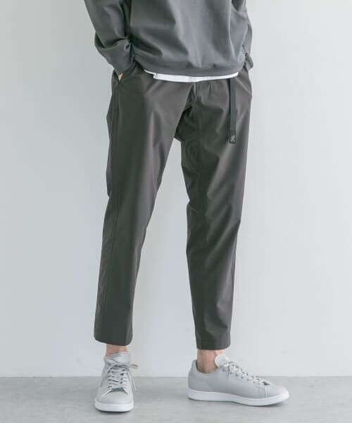 URBAN RESEARCH / アーバンリサーチ その他パンツ   【別注】 GRAMICCI×URBAN RESEARCH SOLOTEX STRETCH PANTS(CHARCOAL)
