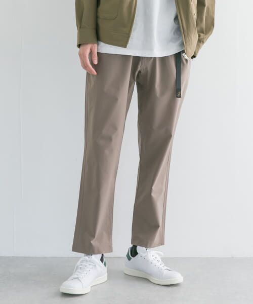 URBAN RESEARCH / アーバンリサーチ その他パンツ   【別注】 GRAMICCI×URBAN RESEARCH SOLOTEX STRETCH PANTS(GREGE)
