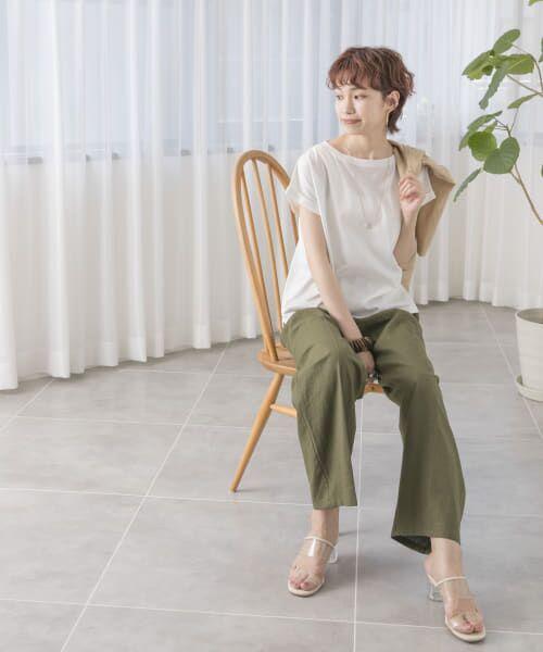 URBAN RESEARCH / アーバンリサーチ Tシャツ   ペルビアンコットンTシャツ   詳細10