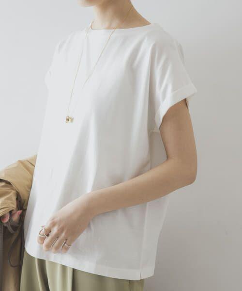URBAN RESEARCH / アーバンリサーチ Tシャツ   ペルビアンコットンTシャツ   詳細16