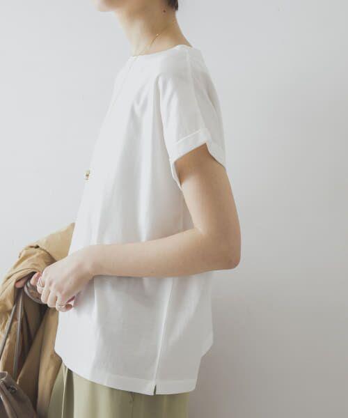 URBAN RESEARCH / アーバンリサーチ Tシャツ   ペルビアンコットンTシャツ   詳細17