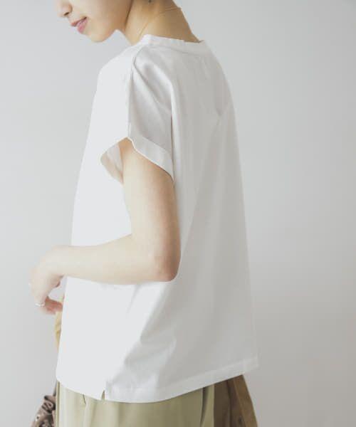 URBAN RESEARCH / アーバンリサーチ Tシャツ   ペルビアンコットンTシャツ   詳細18