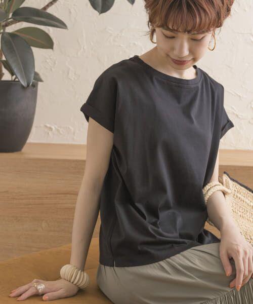 URBAN RESEARCH / アーバンリサーチ Tシャツ   ペルビアンコットンTシャツ   詳細20
