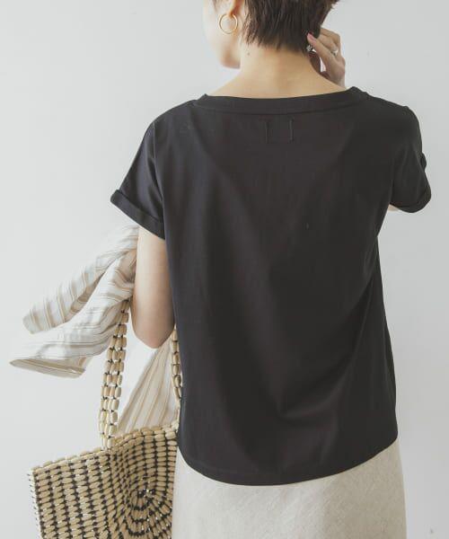 URBAN RESEARCH / アーバンリサーチ Tシャツ   ペルビアンコットンTシャツ   詳細28