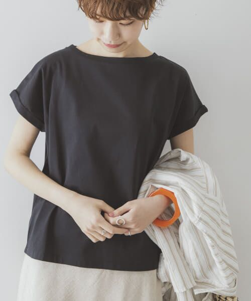 URBAN RESEARCH / アーバンリサーチ Tシャツ   ペルビアンコットンTシャツ   詳細29