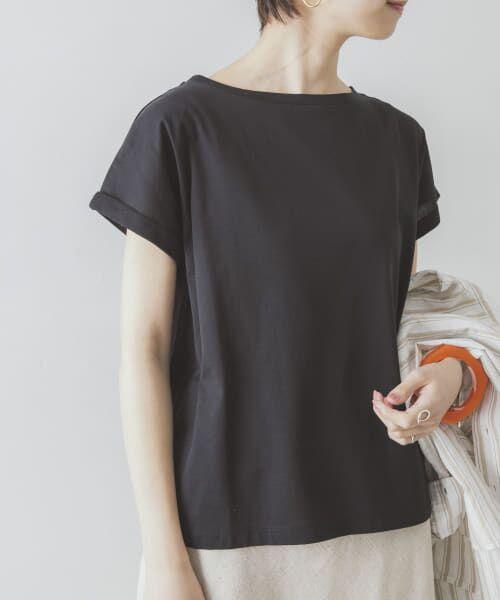 URBAN RESEARCH / アーバンリサーチ Tシャツ   ペルビアンコットンTシャツ   詳細30