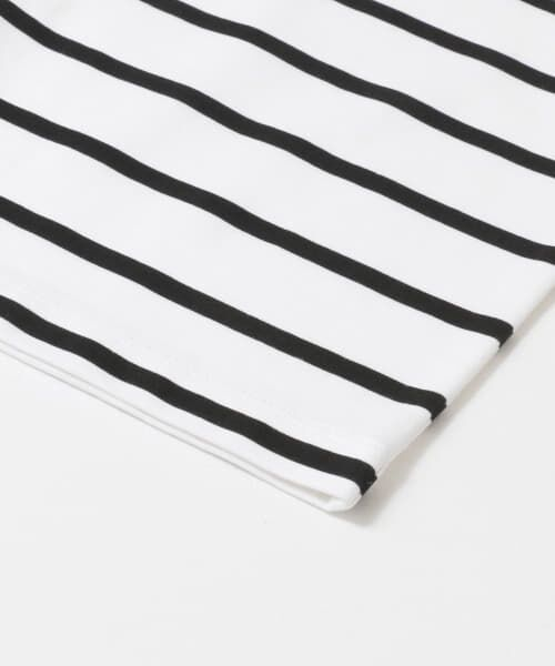 URBAN RESEARCH / アーバンリサーチ Tシャツ | 【WEB限定】ワイドボーダーカットソープルオーバー | 詳細28