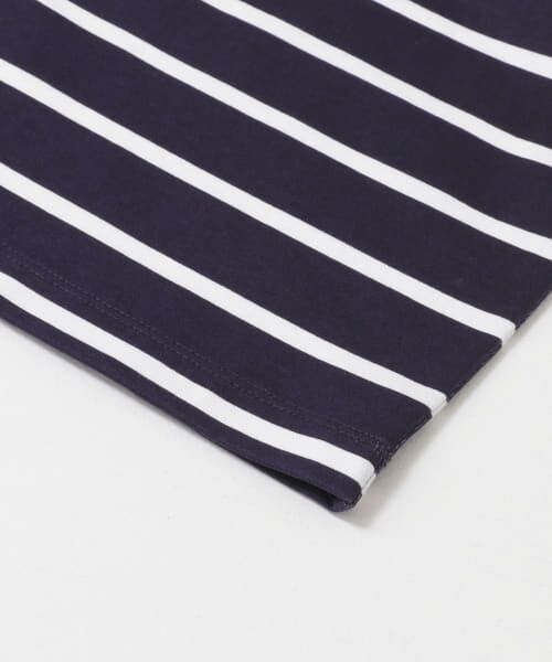 URBAN RESEARCH / アーバンリサーチ Tシャツ | 【WEB限定】ワイドボーダーカットソープルオーバー | 詳細29