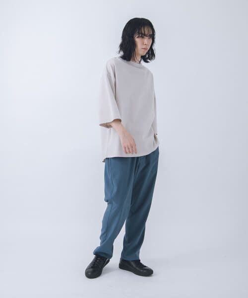 URBAN RESEARCH / アーバンリサーチ その他パンツ | URBAN RESEARCH iD LINEN LIKE TAPERED PANTS | 詳細2