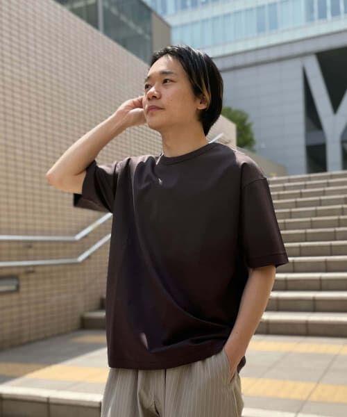 URBAN RESEARCH / アーバンリサーチ Tシャツ   シルケットポンチTシャツ   詳細1