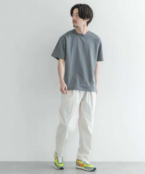 URBAN RESEARCH / アーバンリサーチ Tシャツ   シルケットポンチTシャツ   詳細14