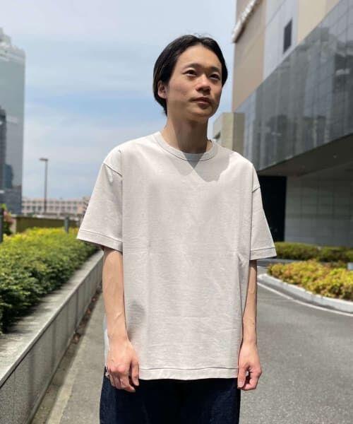 URBAN RESEARCH / アーバンリサーチ Tシャツ   シルケットポンチTシャツ   詳細19