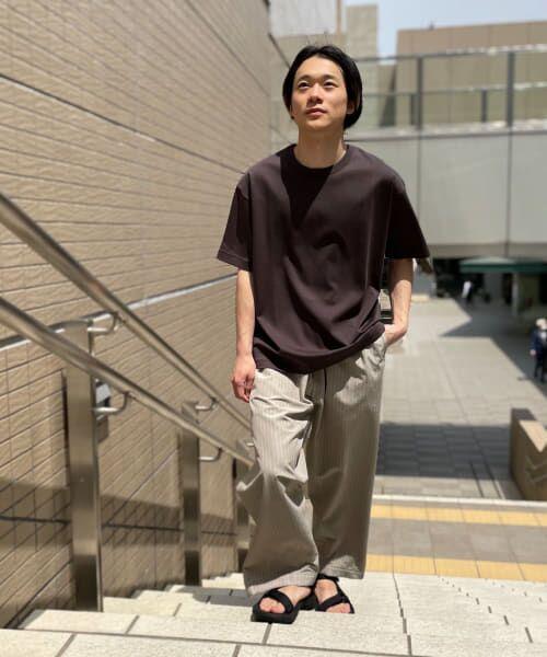 URBAN RESEARCH / アーバンリサーチ Tシャツ   シルケットポンチTシャツ   詳細2