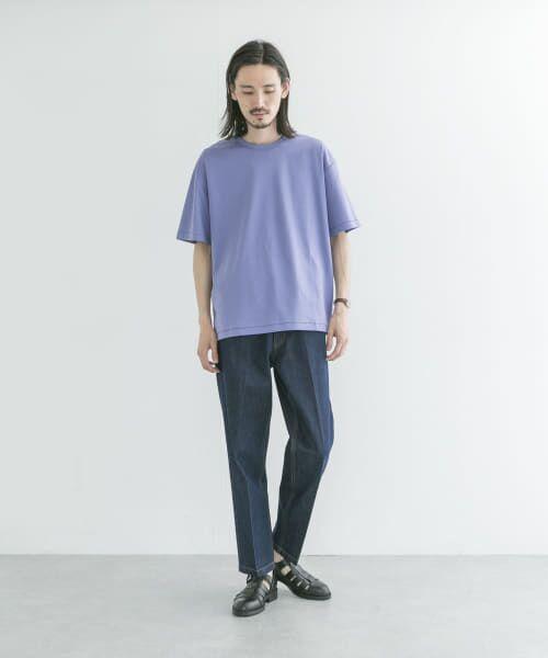 URBAN RESEARCH / アーバンリサーチ Tシャツ   シルケットポンチTシャツ   詳細3